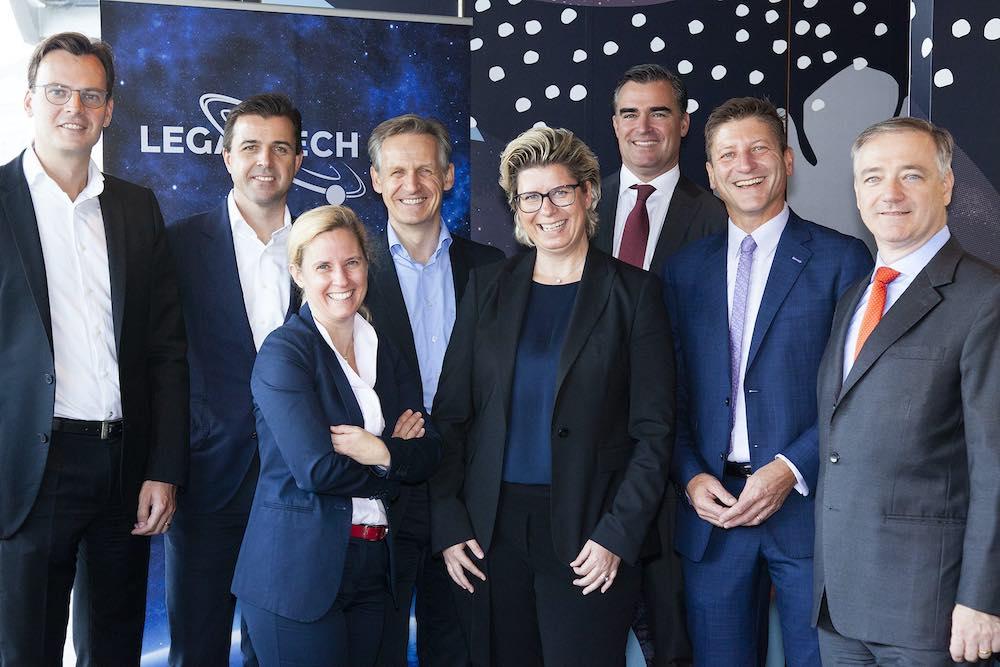 Launch of Legal Tech Hub Vienna