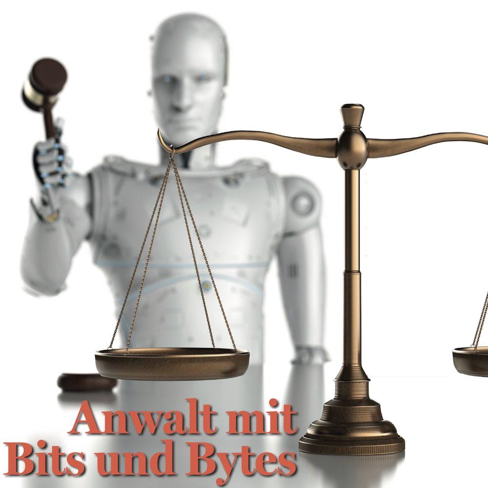 Anwalt mit Bits und Bytes