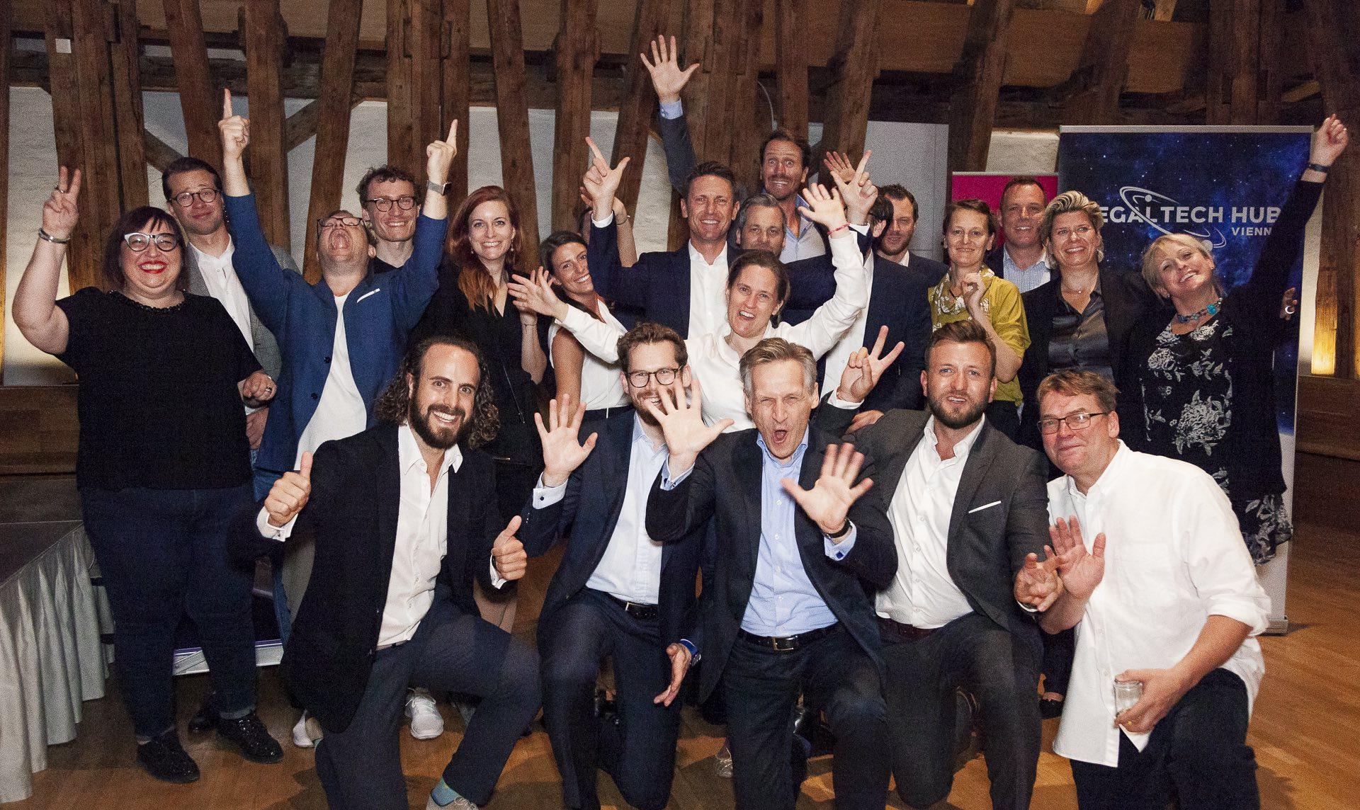 Legal Tech Hub Vienna goes Europe